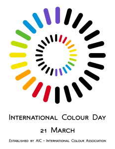 International Colour Day logo