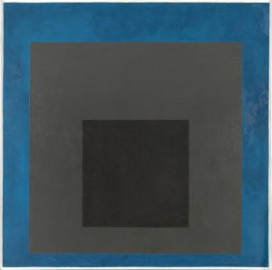 Josef Albers: Homage to the Square. Foto: Øystein Thorvaldsen/HOK